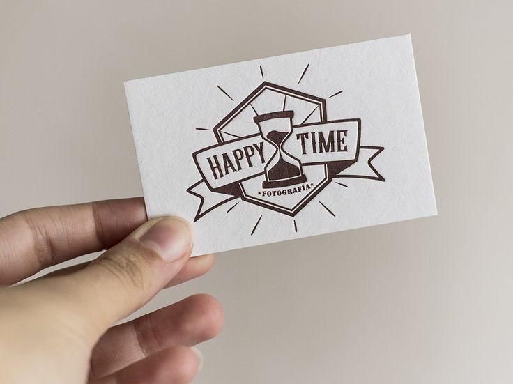 ¡Super contentos con nuestras nuevas tarjetas! :) Gracias al buen trabajo de Obsolete Letterpress