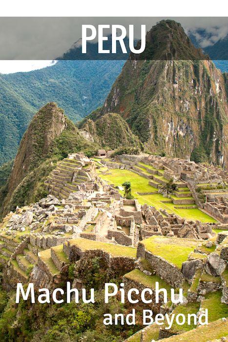 A Peru travel guide.