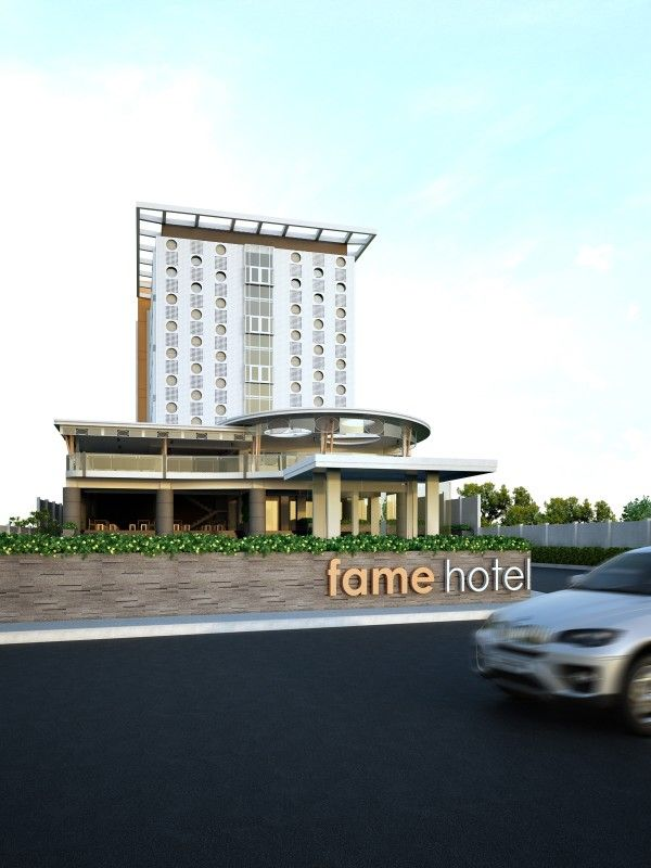 Fame Hotel (view 1) - Malang, East Java