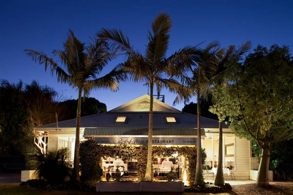 Only a 50-metre stroll to the Noosa River, the stylish River Cottage Restaurant is the perfect venue to celebrate your special day. http://www.itsmywedding.com.au/vendor-profile/river-cottage-restaurant/