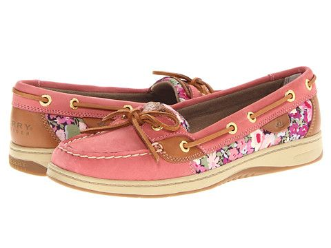 Sperry Top-Sider Angelfish Washed Red/Liberty - 6pm.com