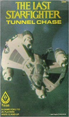 Our review of The Last Starfighter Tunnel Chase.  A board game based on the movie.  #thelaststarfighter #boardgame #wargame #microgame #scifi #sciencefiction