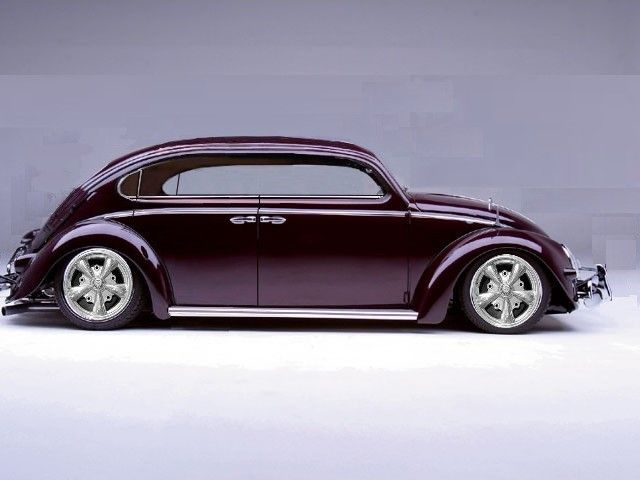 TheSamba.com :: View topic - Two or four door lowered top chop beetle sedan photoshopped