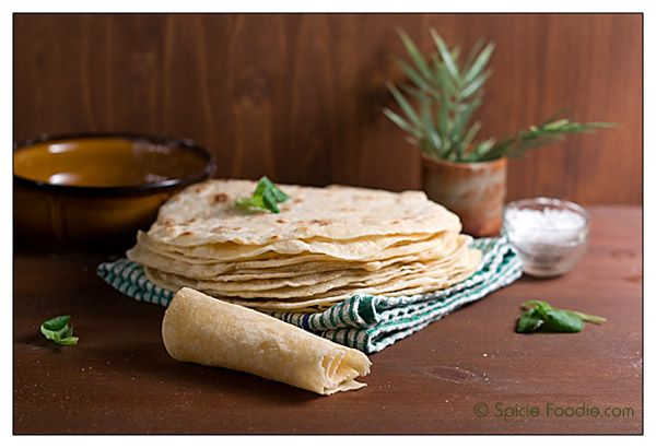 tortilla wraps; how to; tortillas de harina; Spicie Foodie; receta