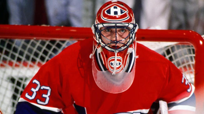 I grew up watching Patrick Roy and the Montreal Canadiens
