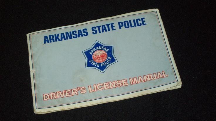Driver License Commercial - Arkansas