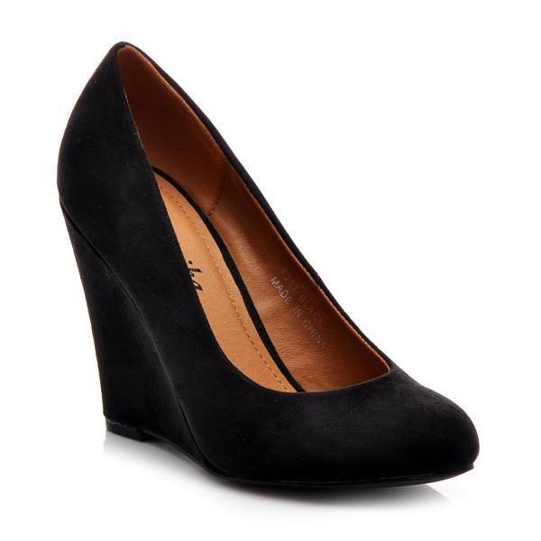 Обувь на танкетке грн