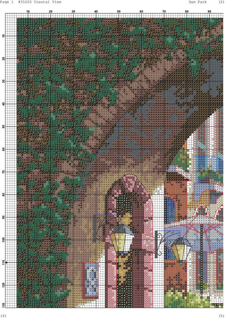 Tunnel to Mediterranean Village 4/8