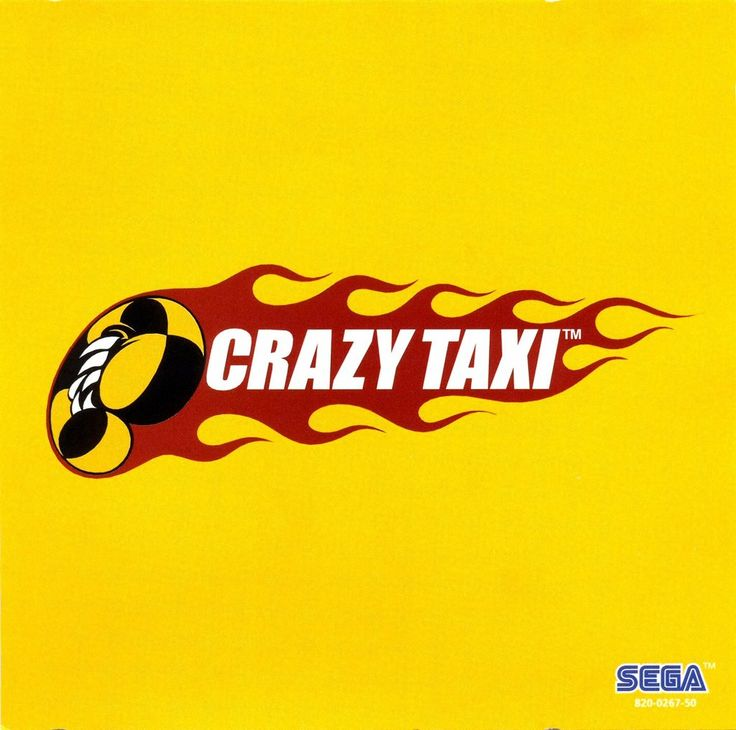 #Dreamcast fans, you will remember Crazy Taxi, everything from the funky…