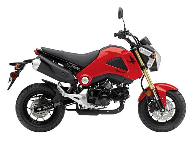 Official: 2014 Honda Grom motorcycle is a 125cc-shot of awesome