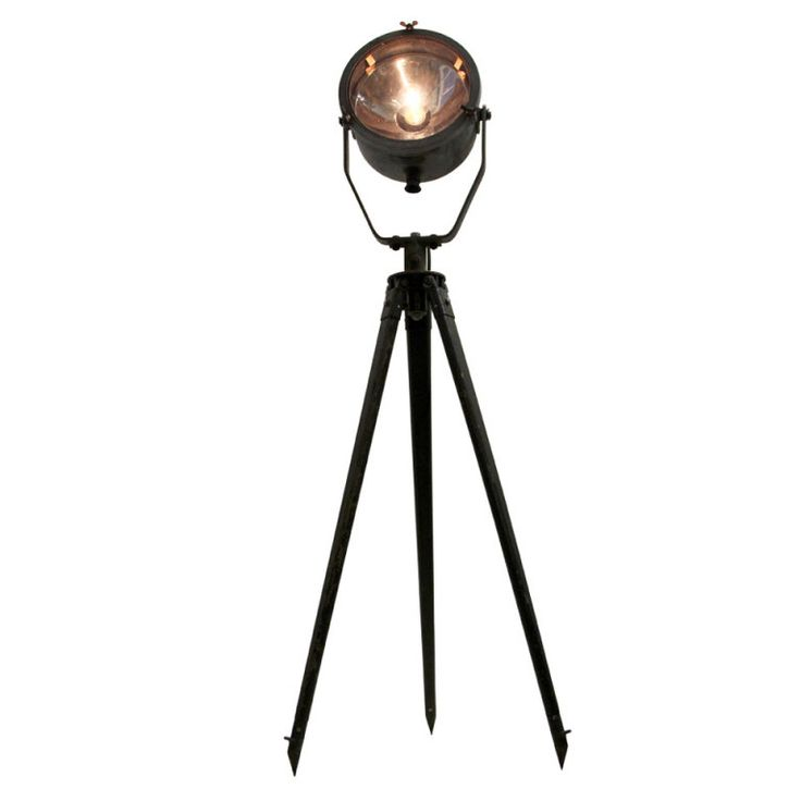 Beautiful Movie Style Floor Lamp