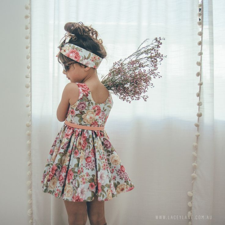 Evie Dress from Lacey Lane