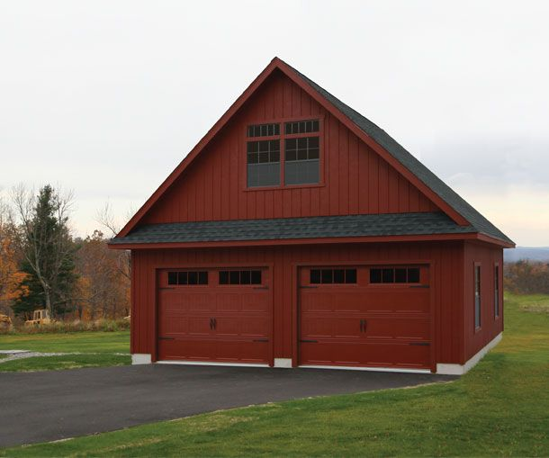 Check out kloter farms newest 2 car garage design the for Garage d ambonnay