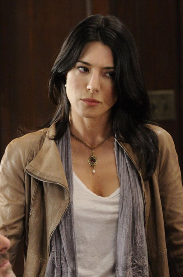 Jaime Murray in a Warehouse 13 Promo