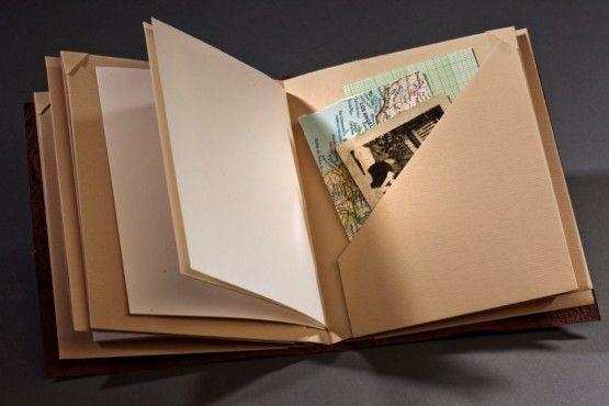 ORIGAMI TRAVEL BOOK