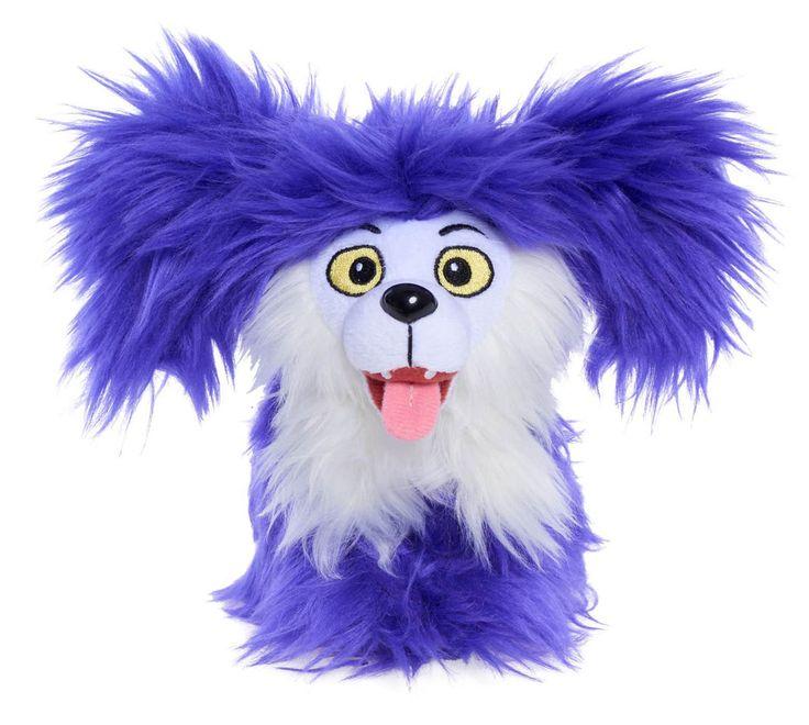 Disney Junior Vampirina Bean Stuffed Wolfie