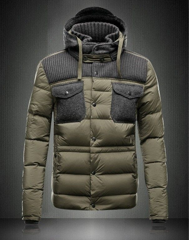 WANT. Down Jacket $220 Down Jackets Men Jacket Coat PODJJCM053 ...