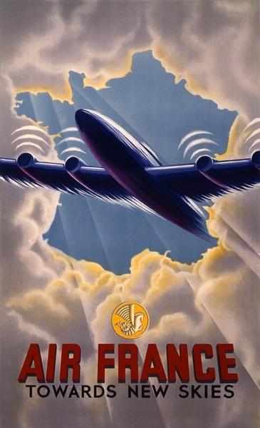 Air France Towards New Skies