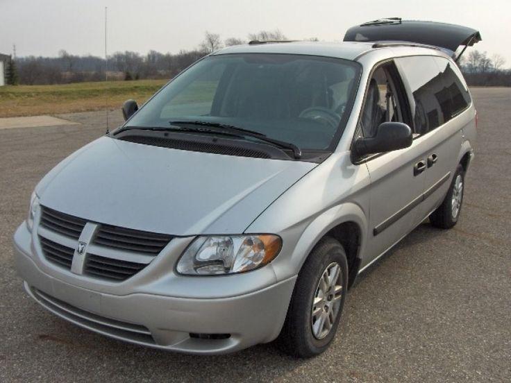 2005 Dodge Caravan Tires
