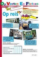 Veilig verkeer nederland digibord lessen bij hun lespakket voor het basisonderwijs