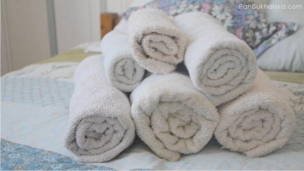 как сложить полотенце. . видео + фото мастер класс