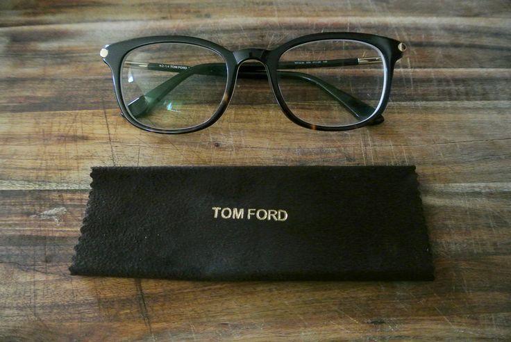 Killer Aesthetic's Unisex Tom Ford Prescription Glasses