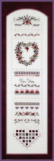 The Victoria Sampler - Renaissance Lace