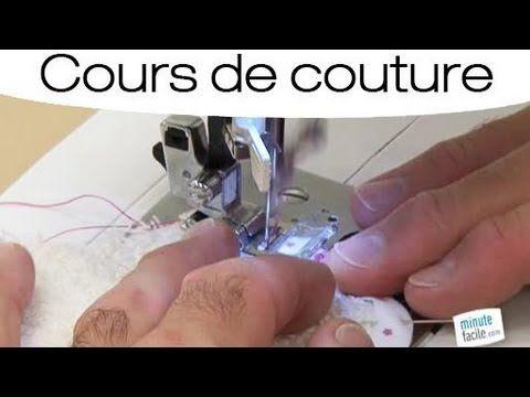 La méthode pour les paresseuses...Comment poser un biais en couture ? - YouTube