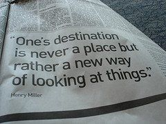 Educational Technology Quotes: Destinations, Life, Henry Miller, Thought, Inspirational Quotes, Things, Place, One S Destination