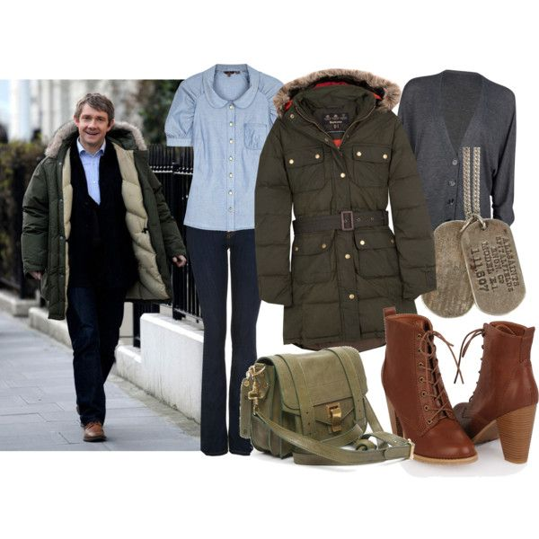 """""""John Watson Inspired Outfit"""" by beautifulposes on Polyvore"""