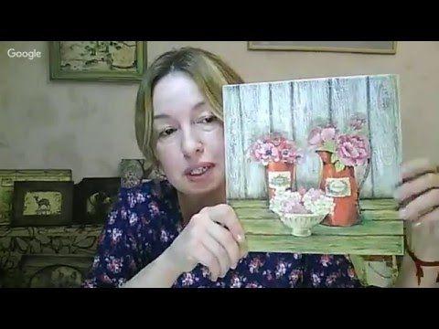 "#Раушания Нуретдинова МК ""Имитация дерева..."" Ручная работа"