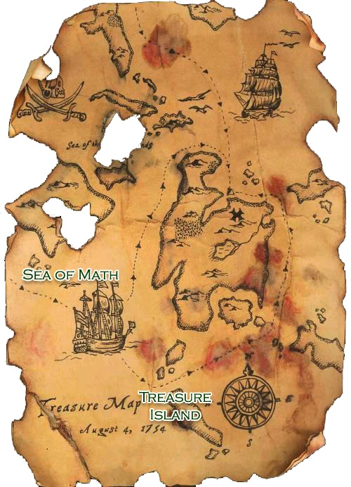 simple treasure maps vintage - photo #5