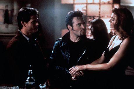 Adam Ant staring 1992 thriller film  Sunset Heat