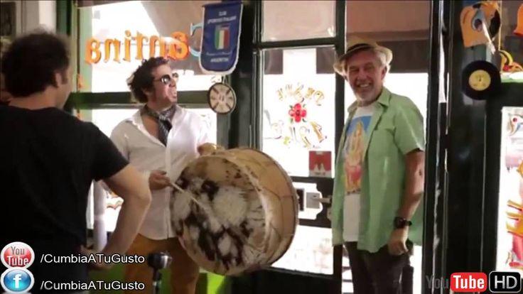 Damas Gratis Ft Sergio Denis  Los Autenticos Decadentes   Dale Alegria A...
