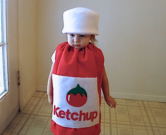 The 25 best ketchup costume ideas on pinterest boo fancy dress kids costume childrens costume halloween costume ketchup costume solutioingenieria Image collections