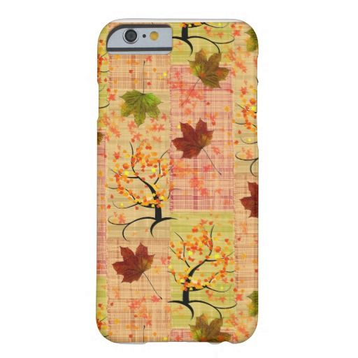 Fall I phone 6 case