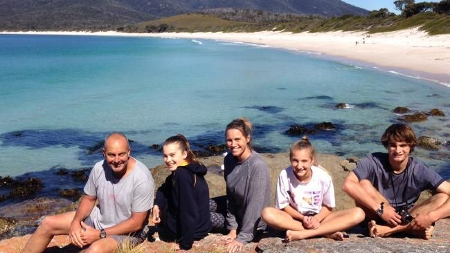 Campervan holiday in Tasmania was just the awe-inspiring getaway the Daddo family was looking for | HeraldSun