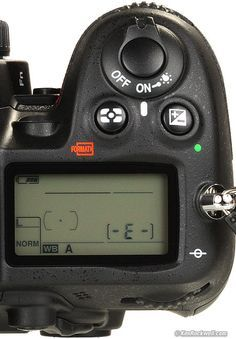 Nikon D7000 buttons what they do