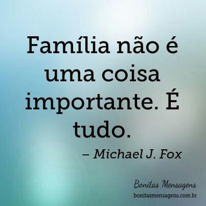 familia um grande valor,presente de Deus
