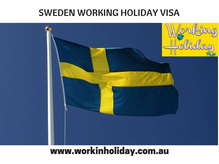 Searching for awesome holiday destination and decide to explore the beautiful and scenic places of Sweden. Apply Sweden holiday visa with Working Holiday Pty Ltd, a leading visa consultant gives a opportunity to travel as well as work in Sweden. Contact at  1300260102 and get a complete information about the visa and its requirements.