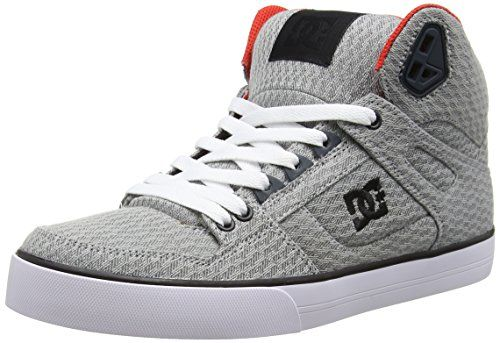 DC SPARTAN HIGH WC M SHOE, Herren Hohe Sneakers, Grau (GRF), 45 EU - http://on-line-kaufen.de/dc-shoes/45-eu-dc-shoes-spartan-high-wc-m-shoe-herren-hohe