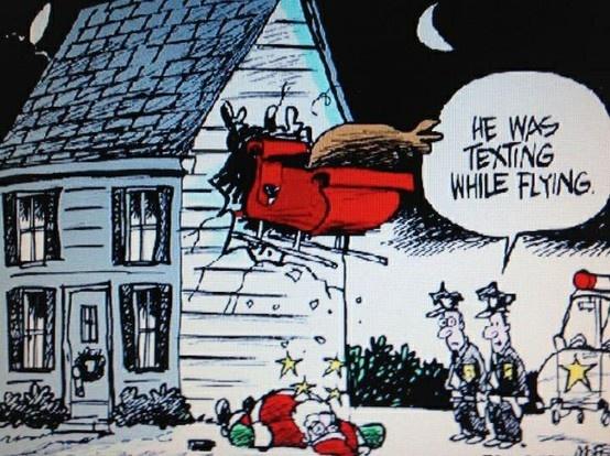 Il envoyait un SMS en pilotant...