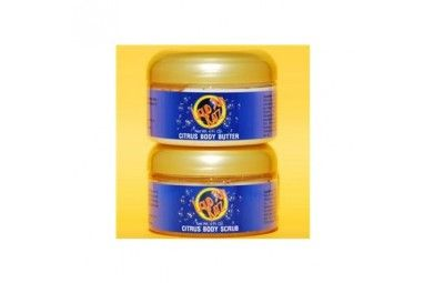 LSR Citrus Body Scrub & Butter Pack 8oz + Free Sample Price: WAS £79.99 NOW £58.99