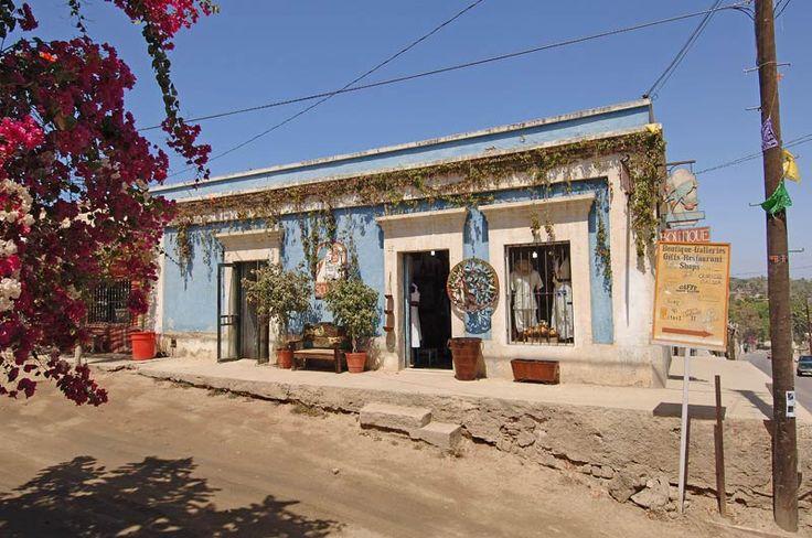 El Perico Azul Boutique - Todos Santos, Baja California Sur, Mexico