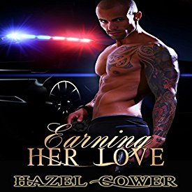 """Another must-listen from my #AudibleApp: """"Earning Her Love"""" by Hazel Gower, narrated by Aundrea Mitchell."""