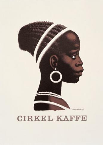 Cirkel Kaffe by Aage Sikker Hansen