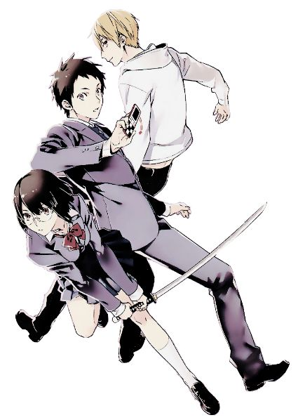 1761 best images about Durarara!! on Pinterest | Chibi ...