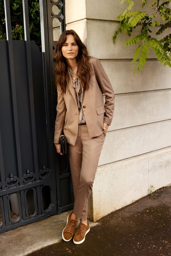 Look automne-hiver 2018-2019 Caroll   mes pints style   Womens ... ac71ab6aa0b