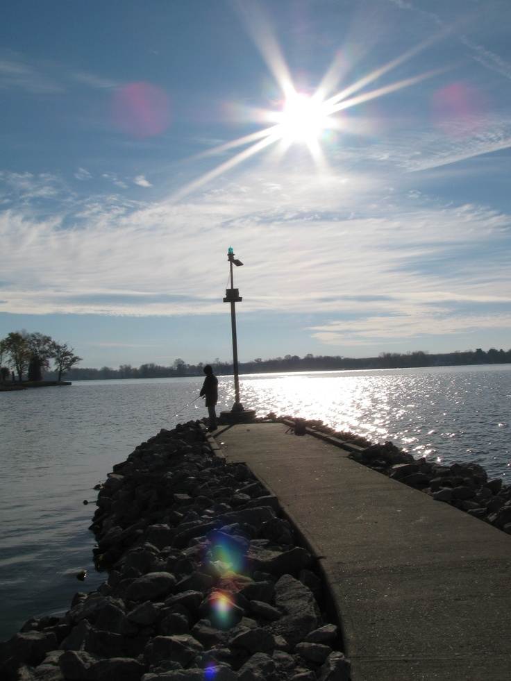 17 best images about buckeye lake on pinterest herons for Best fishing in ohio
