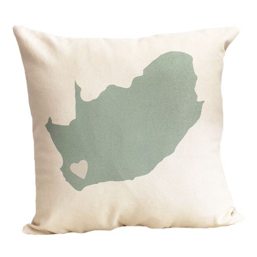 I can't wait to get my new Zana South Africa mint cushion! Bought this beauty online today.